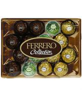 Конфеты «Ferrero Collection». 168 гр.